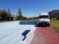 trabajadores_furgoneta_piscina_forcall