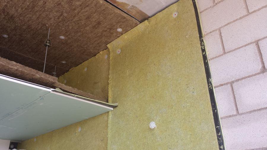 Aislamiento acustico techos cool with aislamiento - Aislamiento para techos ...