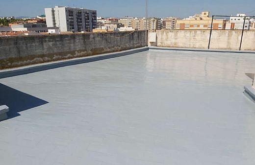 impermeabilización terraza joaquin costa